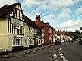 St. James Street, Castle Hedingham, Essex - geograph.org.uk - 176097.jpg