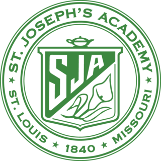 St. Josephs Academy (St. Louis) Private, all-girls school in St. Louis, Missouri, United States
