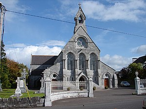 George Goldie (architect) - SS Mary and John church, Ballincollig, Ireland