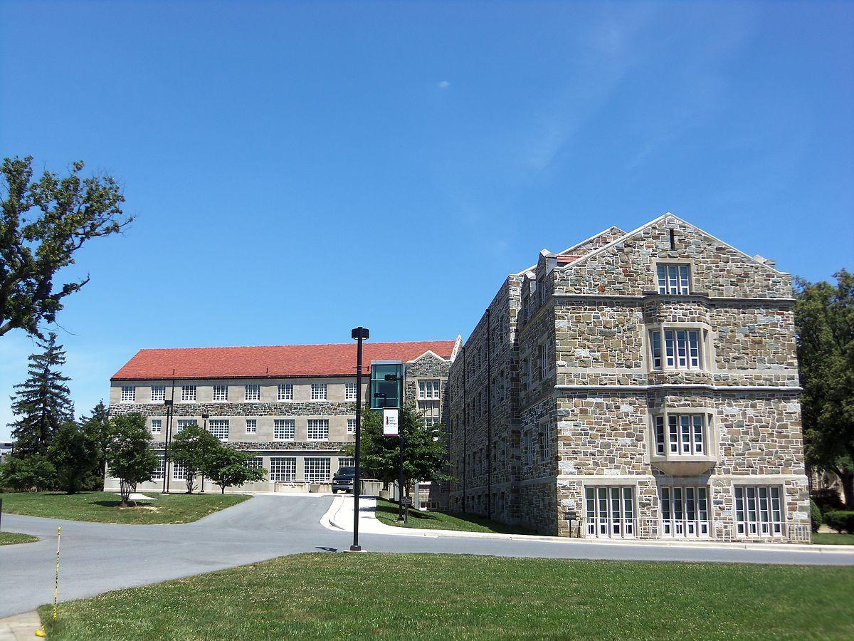 St Paul S College Washington D C Wikipedia