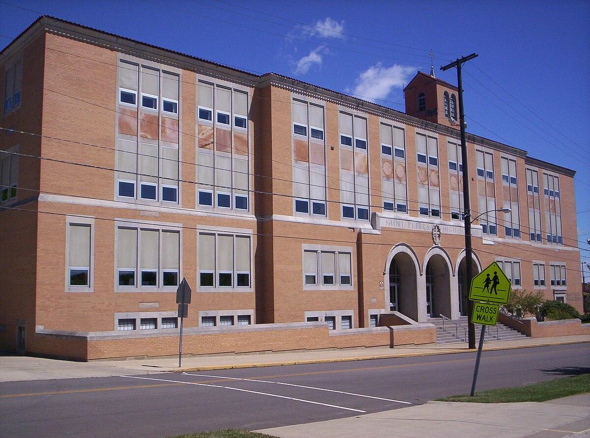 St. Peter's High School (Mansfield, Ohio) - Wikipedia
