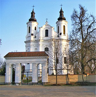 Slonim - St Andrew's Church