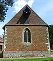 St Bartholomew's Church, Westwood Lane, Wanborough (May 2014) (3).JPG