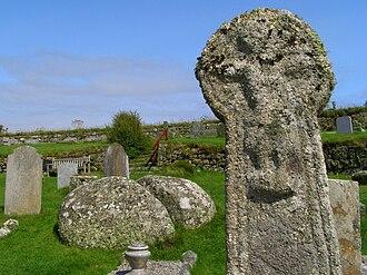 St Levan - St Levan churchyard