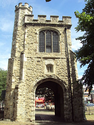 Barking Abbey - The Curfew Tower