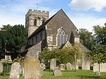 St Mary's Church, Broadwater (IoE Code 302223).jpg