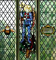 St Mary's church - war memorial window - geograph.org.uk - 1384501.jpg