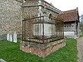 St Mary the Virgin, Matching, Graveyard (geograph 2855369).jpg