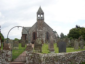 St Michael's Church, Bowness on Solway - geograph.org.uk - 86214.jpg