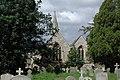 St Michael and All Angels, Clifton Hampden, Oxon - geograph.org.uk - 1622828.jpg