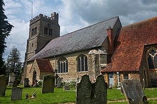 Smarden village in the United Kingdom