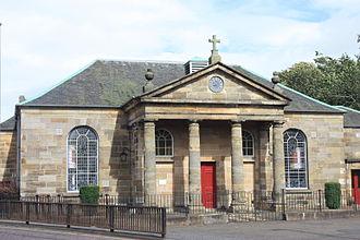 Penicuik - St. Mungo's Church, Penicuik (1771)