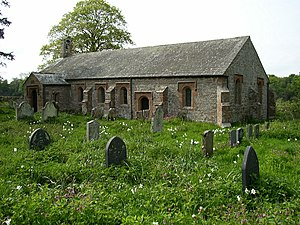 Listed buildings in Brougham, Cumbria - Image: St Ninian's geograph.org.uk 9511