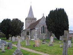 St Peter's Church, Goodworth Clatford, Hampshire.jpg