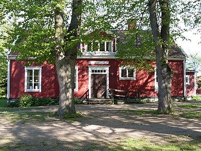 Vägbeskrivningar till Stabby Prästgård med kollektivtrafik