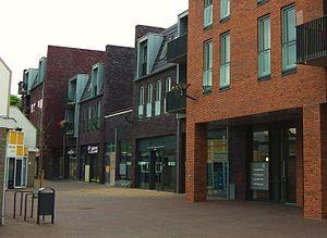 Leusden - Shopping centre Biezenkamp