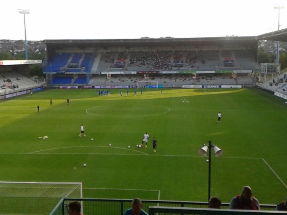 Stade de l'Abbé Deschamps (Auxerre - Le Havre)
