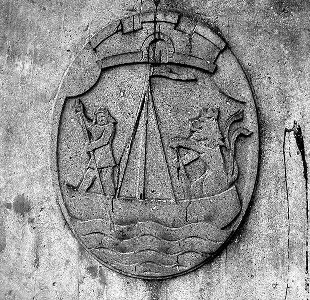 File:Stadt-Mülheim-am-Rhein-Stadtwappen-am-Jan-Wellem-Denkmal.JPG