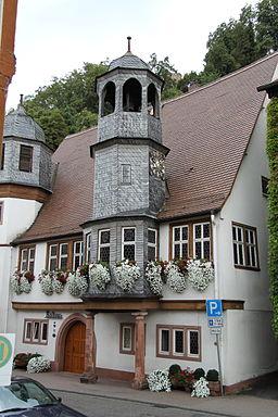 Stadtprozelten Rathaus