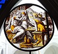 Stained glass windows at Strawberry Hill House 08.jpg
