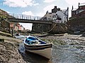 Staithes Beck and Bridge - geograph.org.uk - 437703.jpg