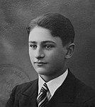Stanisław Grzegorz Koń (graduate of gymnasium in Sanok, 1936).jpg