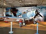 Static Display USS Lexington SBD-2 Dauntless.JPG