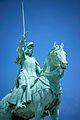 Statue of Jeanne d'Arc in Paris, Basilique du Sacré Cœur de Montmartre.jpg