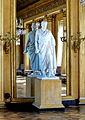 Statue of Napoleon I by Chaudet, Palais de Compiègne, France.jpg