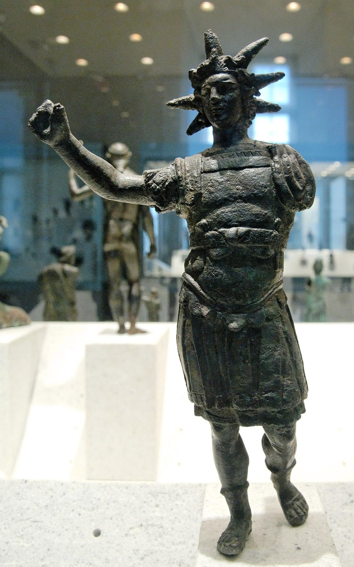 Griechisches Göttergeschlecht