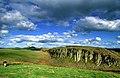 Steel Rigg, Hadrian's Wall - panoramio.jpg