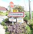 Steenvoorde city limit (2018).JPG