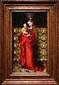 Stefan lochner, madonna incoronata da angeli, colonia 1450 ca. 01.jpg