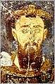 Stefan the First-Crowned, fresco from Mileševa.jpg