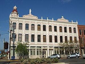 Lower Commerce Street Historic District - Image: Steiner Lobman Teague 01