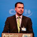 Stephan Mayer CSU Parteitag 2013 by Olaf Kosinsky (1 von 5).jpg