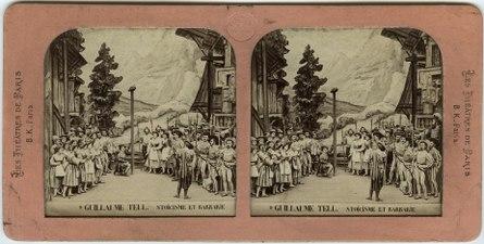 Stereokort, Guillaume Tell 9, Stoïcisme et barbarie - SMV - S158a.tif