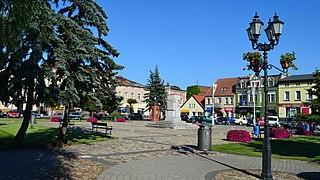 Стеншев,  Великопольское воеводство, Польша