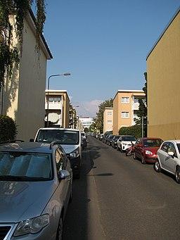 Steuernagelstraße in Frankfurt am Main