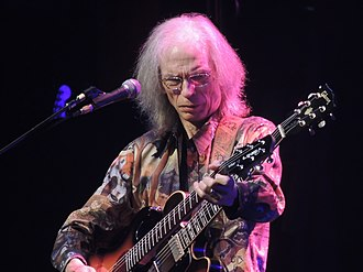 Steve Howe (musician) - Howe at the Beacon Theatre in 2013