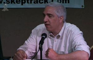 Steven Novella - On Kylie Sturgess's podcast panel during Skeptrack at Dragon Con