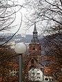 Stiftskirche through the trees.jpg