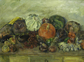 Still Life. Vegetables by Aristarkh Lentulov.png