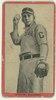Stoehr, Goldsboro Team, baseball card portrait LCCN2007683831.tif