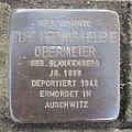 Stolperstein Herford Lübbertorwall 18 Else Hedwig Helene Obermeier.JPG