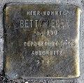 Stolperstein Warschauer Str 12 (Friedh) Betty Leder.jpg