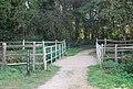 Stone Lock Bridge, Haysden Country Park - geograph.org.uk - 1527380.jpg