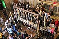 Stone of the Anointing, in the Church of the Holy Sepulchre, Jerusalem 02.jpg