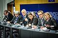 Strasbourg Parlement européen liberté journalistes otages en Syrie 5 février 2014 11.jpg