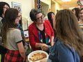 Straub MS students meeting Secretary Atkins (28253635816).jpg